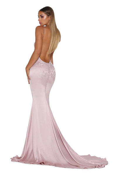 VALENTINA GOWN BLUSH