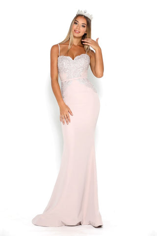 JESSICA GOWN STONE