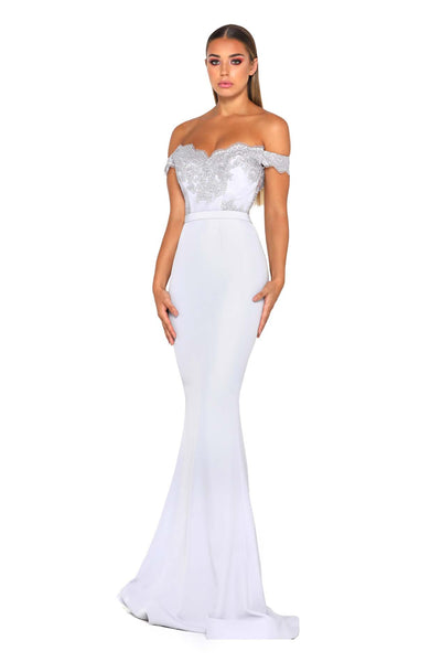 SIENNA GOWN ICE