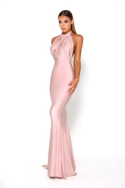 ANASTASIA GOWN BLUSH