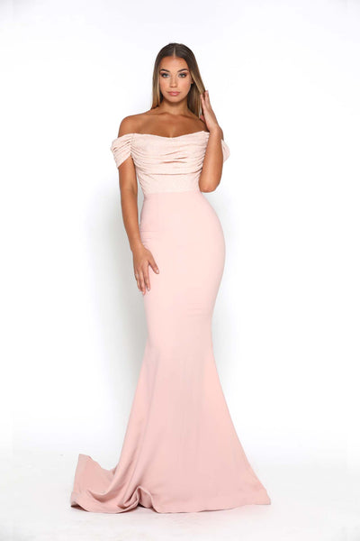 DIAMOND GOWN BLUSH