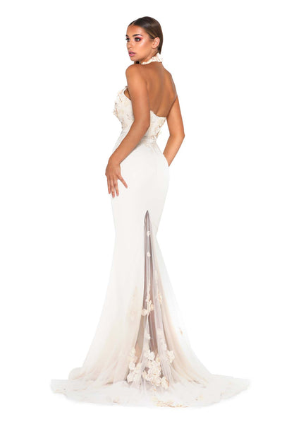 ALESSANDRA GOWN CREAM
