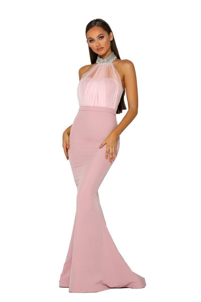 PS5028 GOWN BLUSH