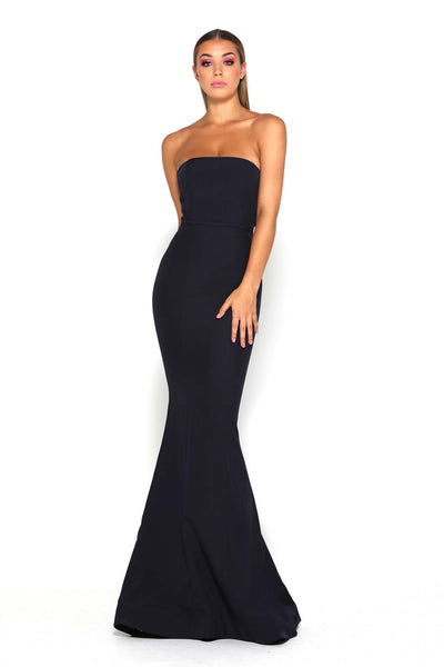 LILO GOWN BLACK
