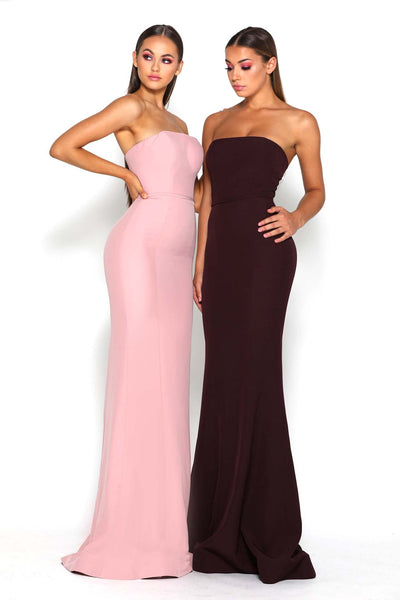 LILO GOWN BLUSH
