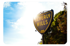 City of Beverly Hills Sign