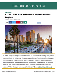 A Love Letter to LA: 44 Reasons Why We Love Los Angeles