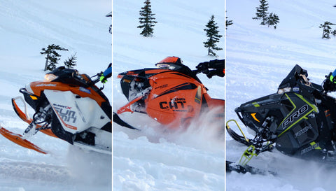High Performance LED Snowmobile Products