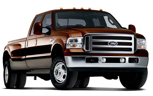 2005-2007 Ford Super Duty