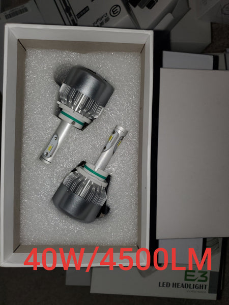 40W/4500LM LED Bulbs
