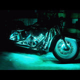 RGB Custom Motorcycle Lighting with Brake Function