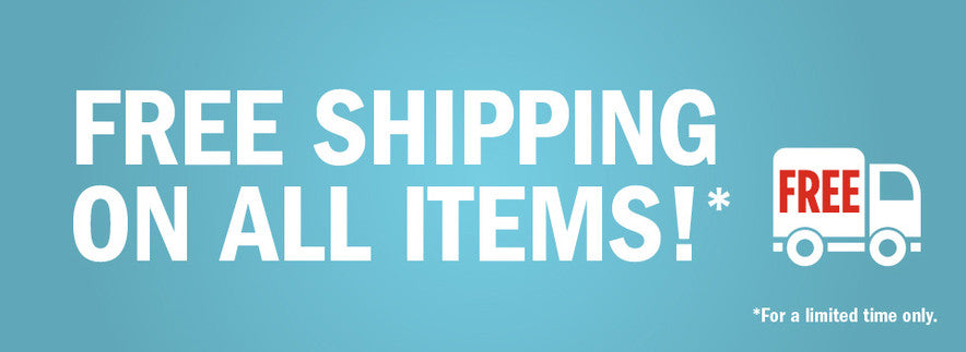 Free Shipping Promotion