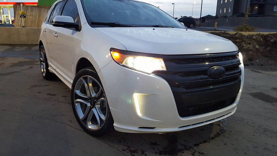 Ford edge sport led headlight conversion kit
