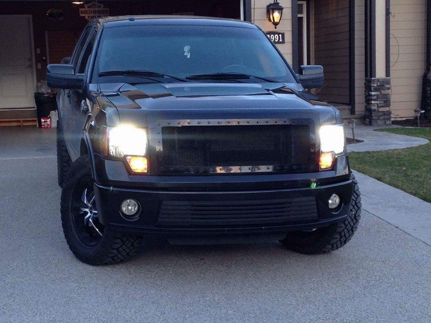 Ford f150 led headlight conversion kit