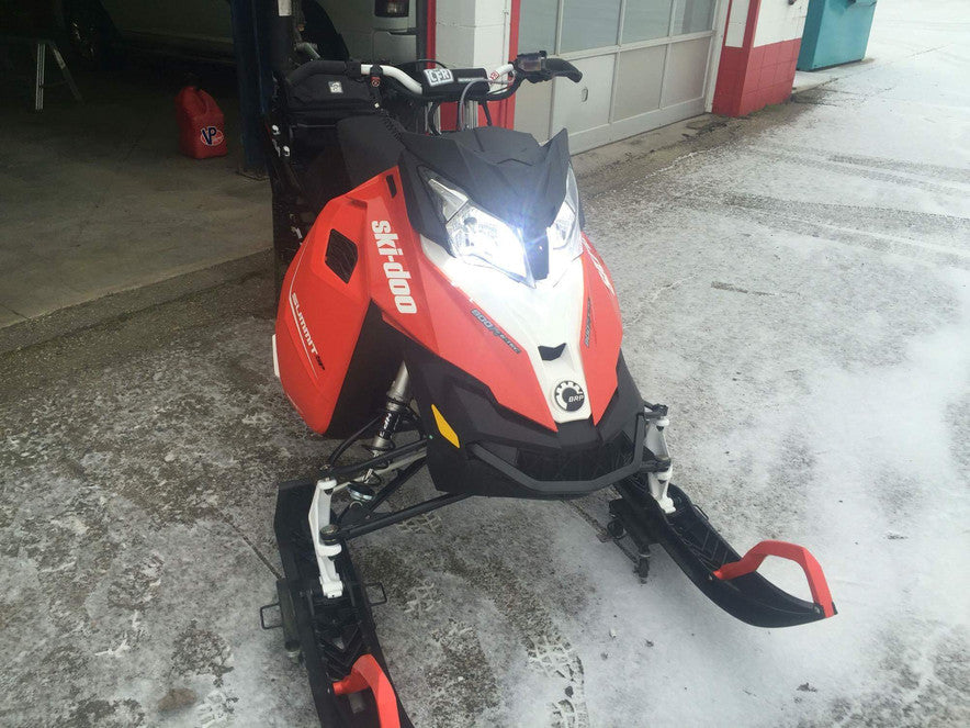 Motorcycle & Snowmobile LED Headlight