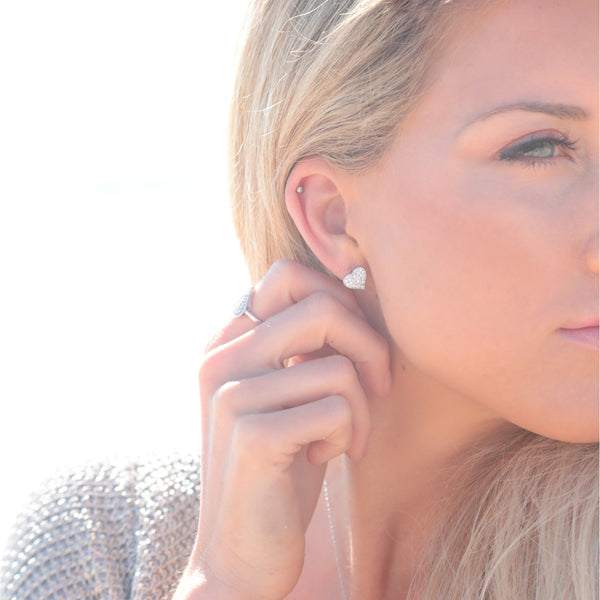 Genesis Stud Earrings