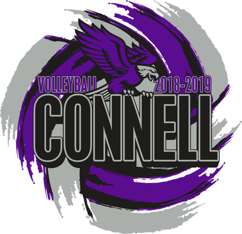 Connell Volleyball 2018