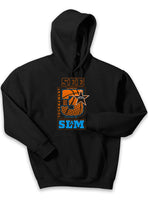 Load image into Gallery viewer, Standard Hoodie - See3Slam 2018