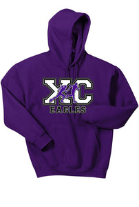 Standard Hoodie - Connell Cross Country