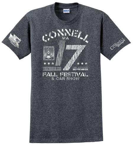 CLEARANCE -T-Shirt - Connell Fall Festival 2017