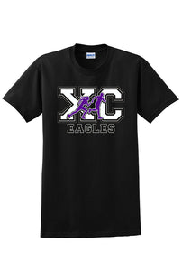 T-Shirt (100% Cotton) - Connell Cross Country 2018