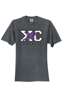 T-Shirt (50/50 Cotton/Poly) - Connell Cross Country 2018