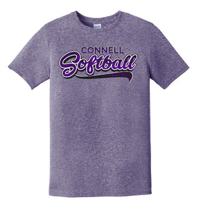"""Swoosh"" Performance T-Shirt - CHS Softball"