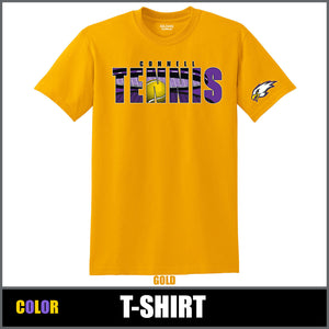 """Shadow"" T-Shirt - CHS Tennis"