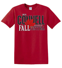 Load image into Gallery viewer, T-Shirt - Connell Fall Festival 2019