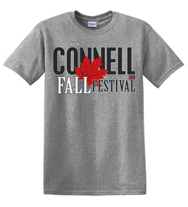 T-Shirt - Connell Fall Festival 2019