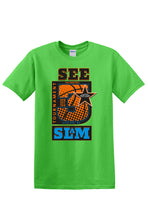 Load image into Gallery viewer, T-Shirt - See3Slam 2018