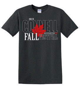 T-Shirt - Connell Softball
