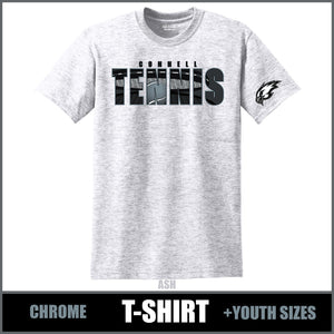 "Chrome ""Shadow"" T-Shirt - CHS Tennis"