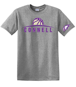 """Rise"" T-Shirt - Connell Basketball"