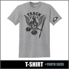 "Load image into Gallery viewer, Stealth ""Mantle"" T-Shirt - CHS Track & Field"
