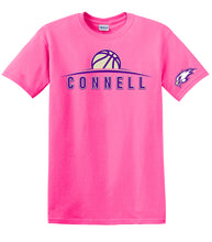 "Load image into Gallery viewer, ""Rise"" T-Shirt - Connell Basketball"