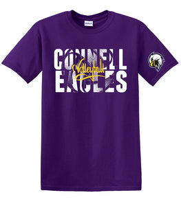 T-Shirt - Connell Volleyball