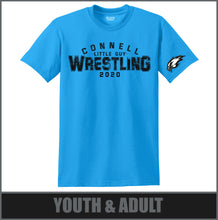 "Load image into Gallery viewer, ""2020"" T-Shirt - Little Guy Wrestling"