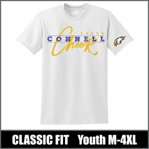 """5-Star"" T-Shirt - Connell Cheer"