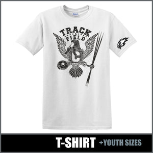 "Stealth ""Mantle"" T-Shirt - CHS Track & Field"