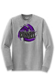 Long Sleeve T-Shirt - Connell Volleyball 2018
