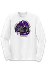 Load image into Gallery viewer, Long Sleeve T-Shirt - Connell Volleyball 2018