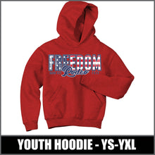 Load image into Gallery viewer, Youth Hoodie - Freedom Rodeo