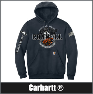 Carhartt ® Midweight Hoodie - Connell Trap Team