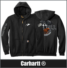 Load image into Gallery viewer, Carhartt ® Zip Hoodie - Connell Trap Team