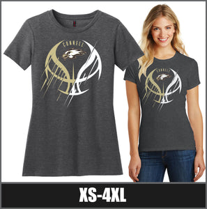 "Women's Perfect Blend ""Meteor"" T-Shirt - CHS Girls Basketball"