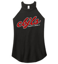 Load image into Gallery viewer, Women's Tri-Blend Rocker Tank - CBJLS