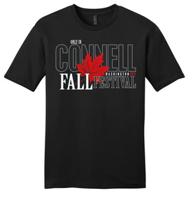 Softstyle T-Shirt - Connell Fall Festival 2019