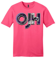 "Load image into Gallery viewer, ""OJH"" Softstyle T-Shirt - Olds Jr High"