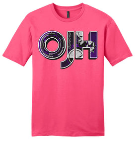 """OJH"" Softstyle T-Shirt - Olds Jr High"